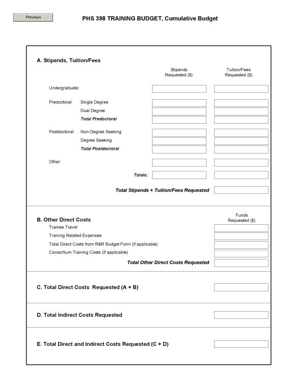 Form Screenshots